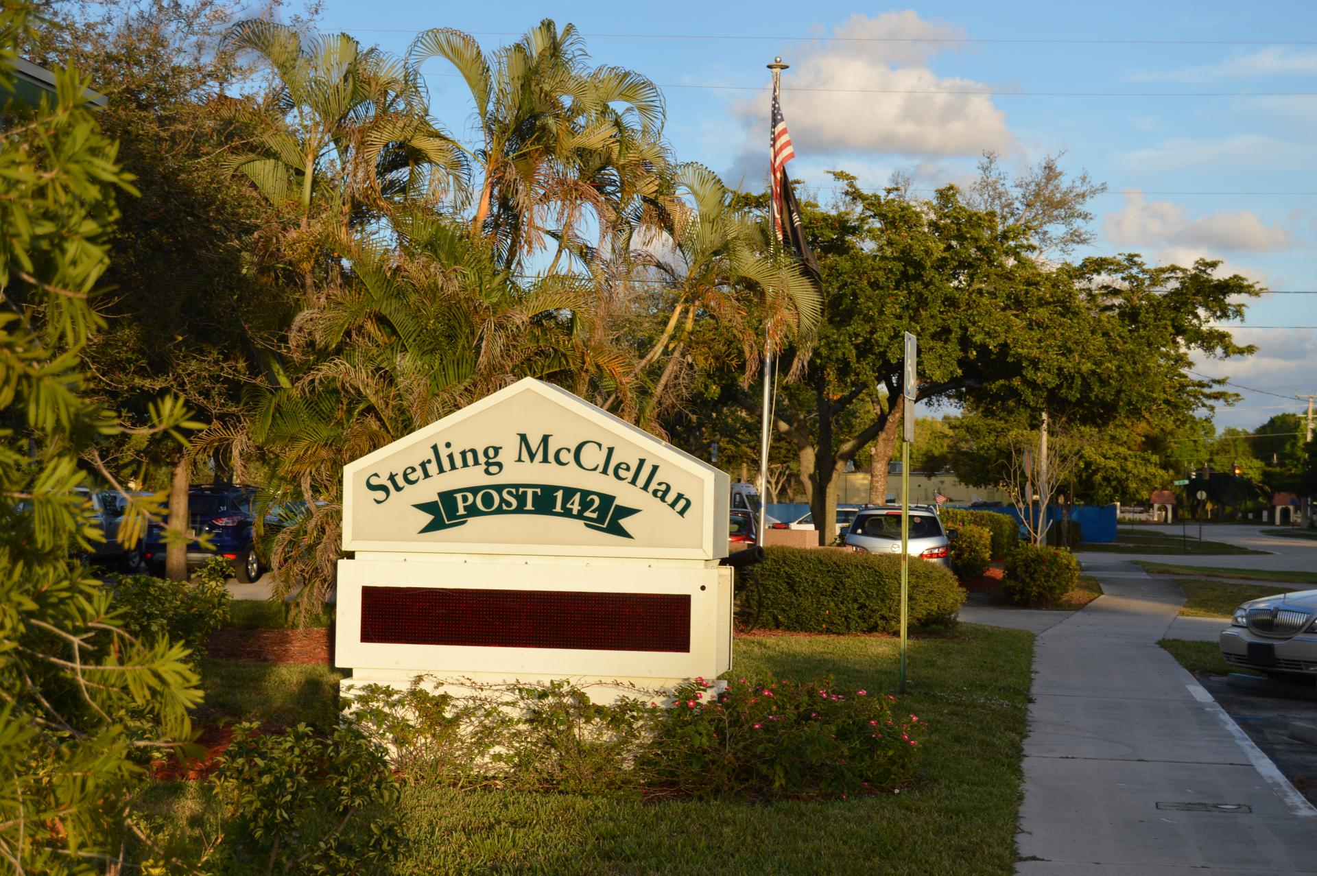 Post 142 Pompano Beach, Florida
