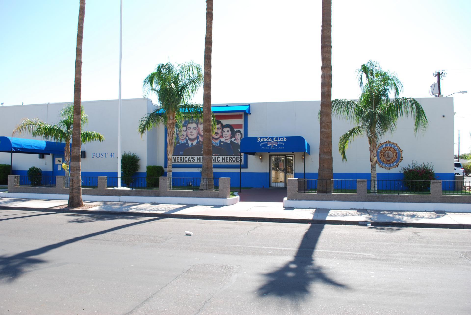 Post 41 Phoenix, Arizona