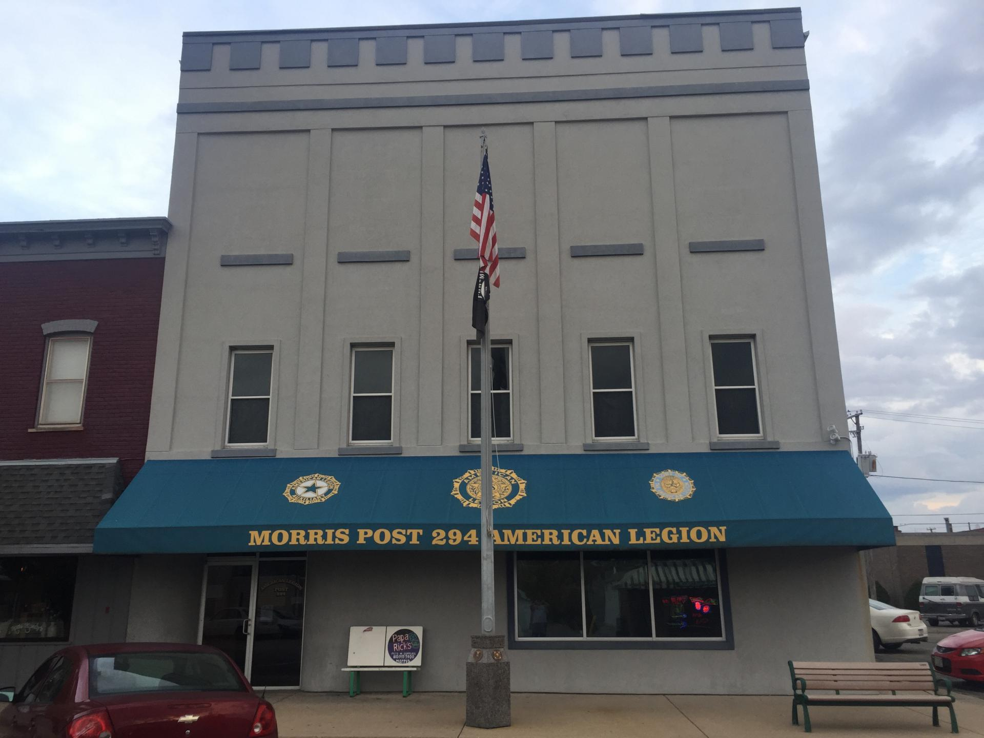 Post 294 Morris, Illinois