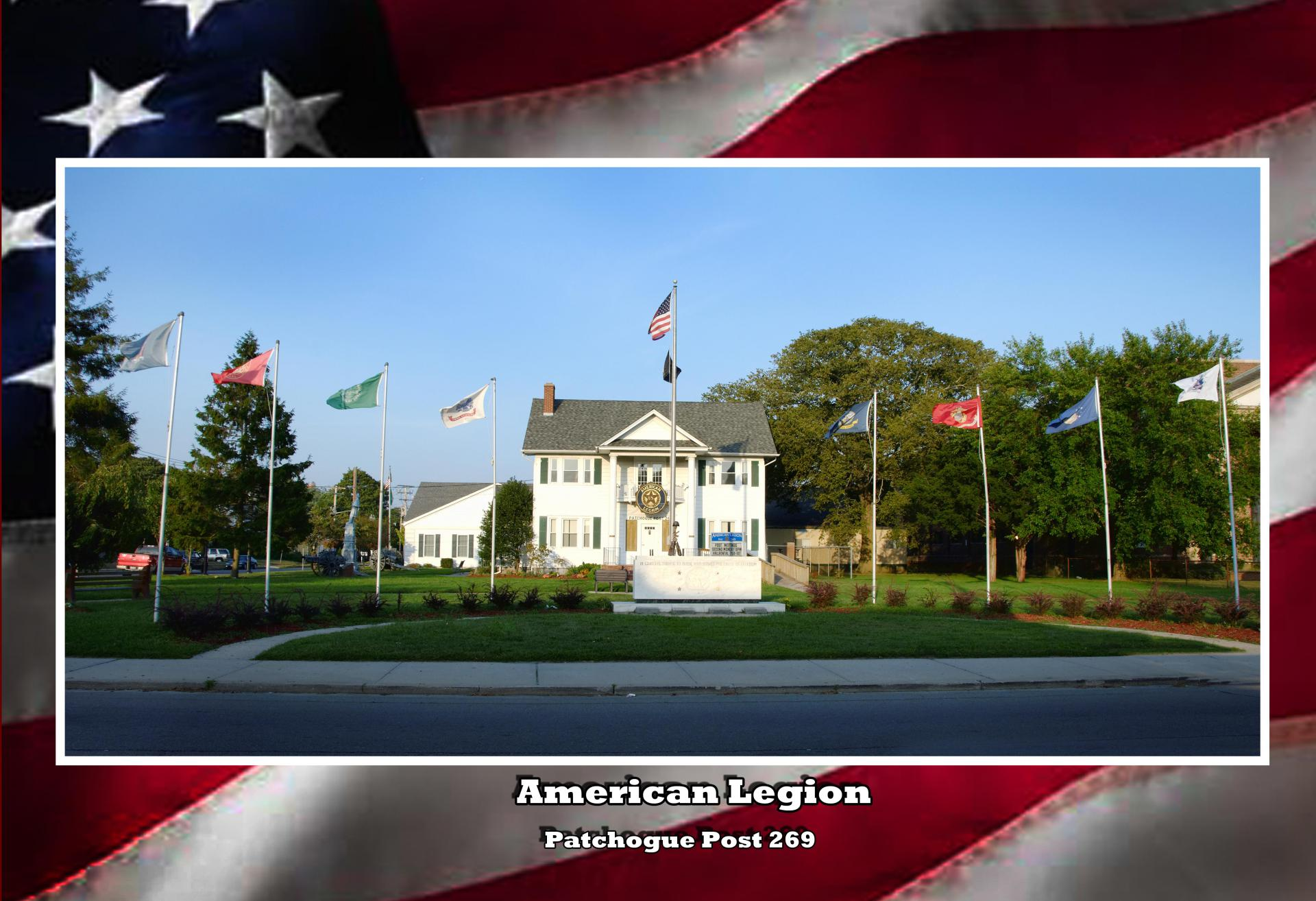 American Legion Patchogue NY Post 269 - Contact