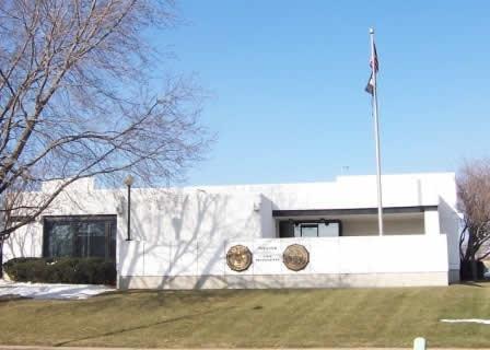 Post  - Department Headquarters Des Moines, Iowa