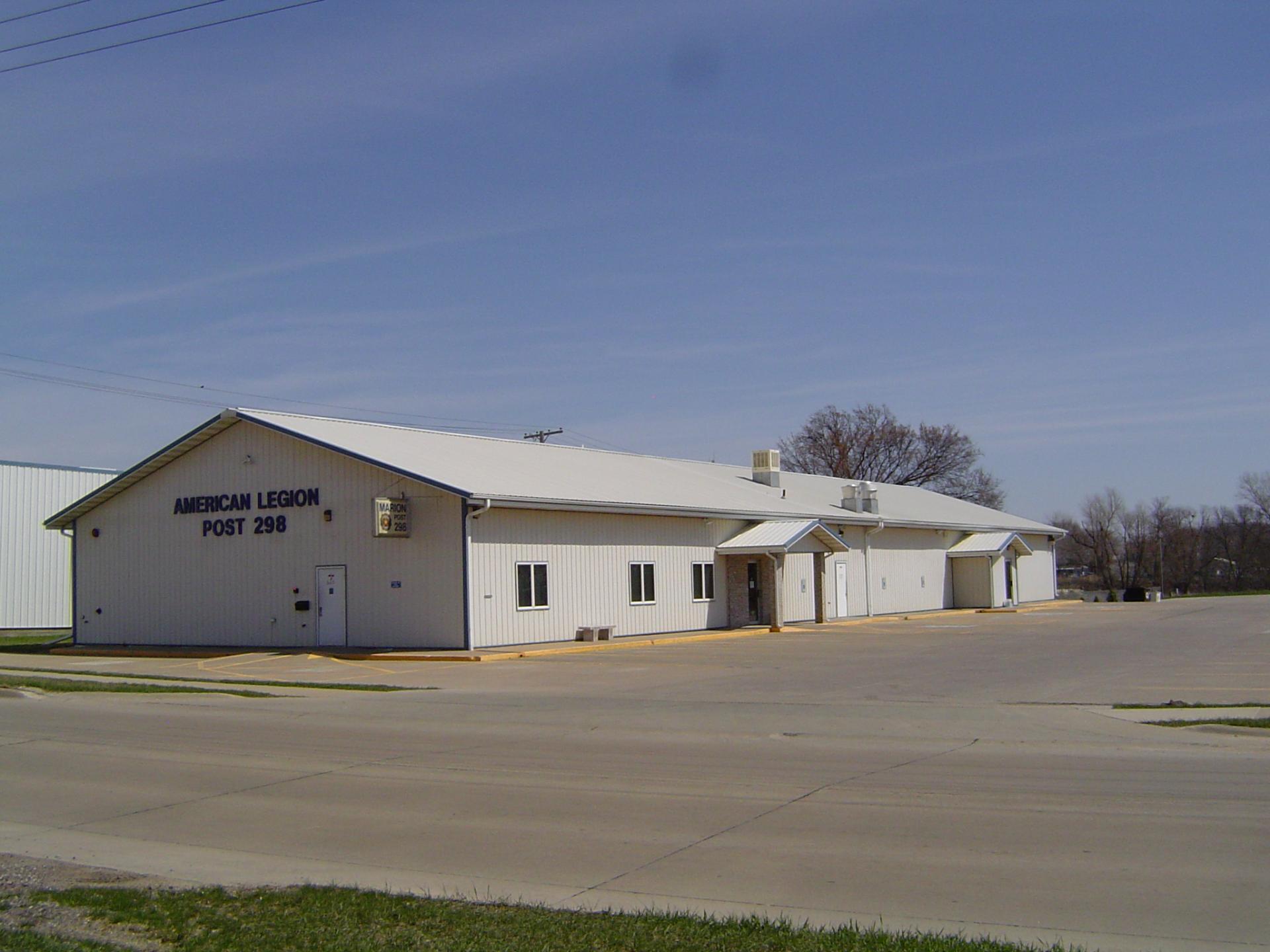 Post 298 Marion, Iowa