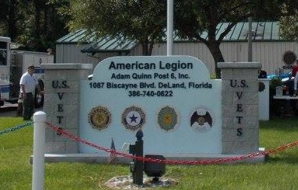 Post 6 Deland, Florida