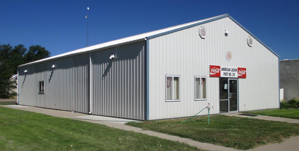 Post 213 Wallace, Nebraska