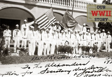 OUR WWII STORY: Legionnaires beheaded on Guam
