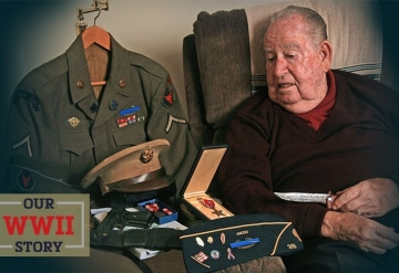 OUR WWII STORY: An Illinois farm boy at war