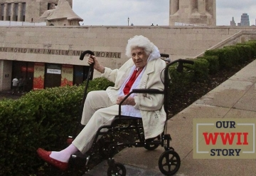 OUR WWII STORY: A heroine's centenary