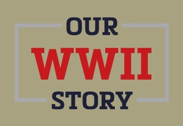 My Blue Star World War II story