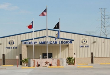 Post 658: Crosby Texas