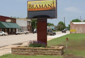 Post 259: Braman Oklahoma