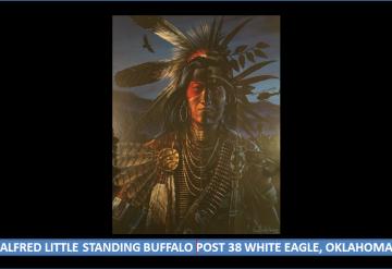 Post 38: White Eagle Oklahoma