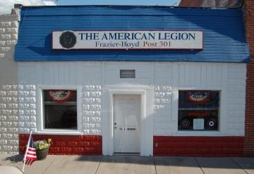 Post 301: Lexington Oklahoma