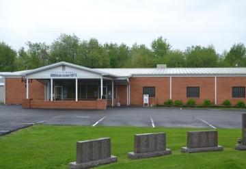 Post 6: Madisonville Kentucky