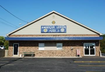 Post 7: Frankfort Kentucky