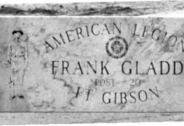 Post 20: Fort Gibson, OK Oklahoma