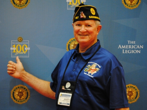 The American Legion National Convention Parade