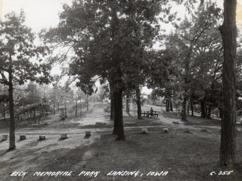 Lansing Veterans Memorial Park