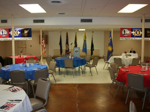 2018 Veterans Day Dinner
