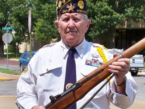 HONORARY POST 240 LIFE MEMBER LEROY 'CANDYMAN' GRIFFIN CALLED TO POST EVERLASTING
