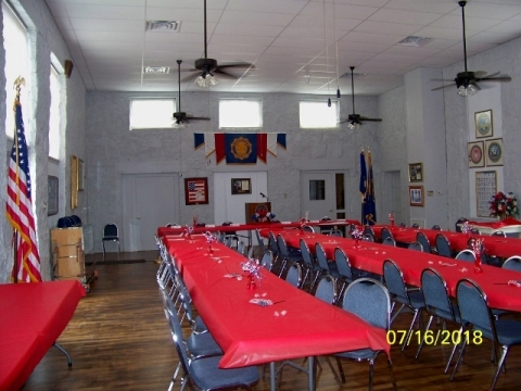 American Legion Centennial Year Kickoff Celebration held by Stephenville's Turnbow-Higgs Post 240