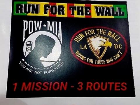 Run For the Wall - Triple Nickel Riders