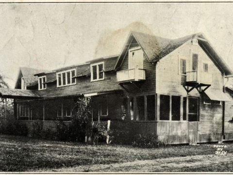 1927 Legion Childrens Hospital