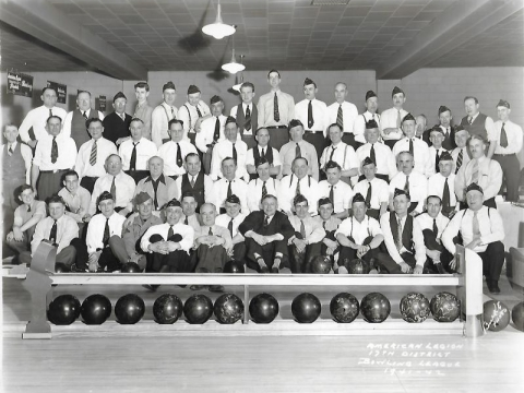 Department of Michigan, 17th District Bowling Team