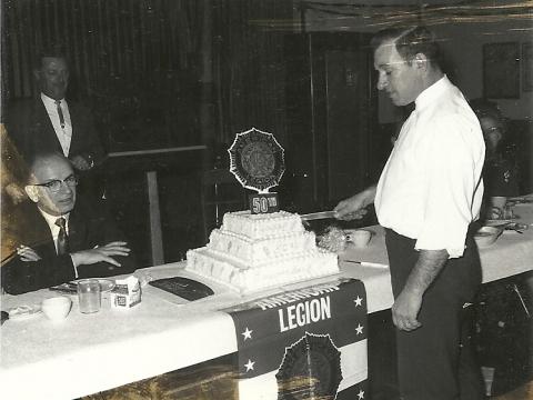 1969 50th Birthday of the American  Legion