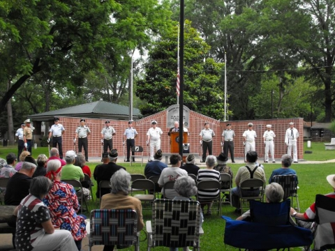 Post 351 Honor Guard and Color Guard