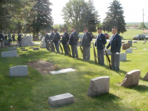 Honor Guard Ceremonies
