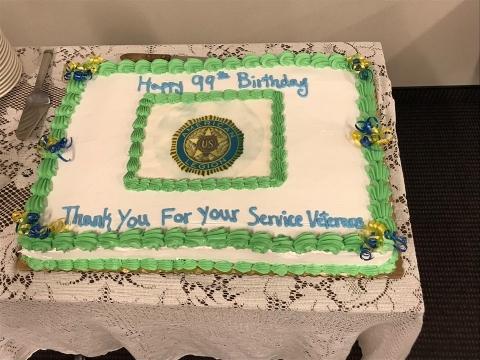 99th Birthday Dinner