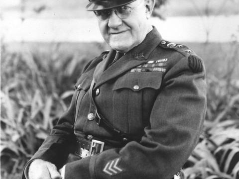 LTG Mathew Tinley, our First Department Commander