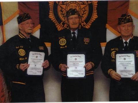 60 Year Members