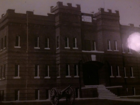 Bellows Falls Armory