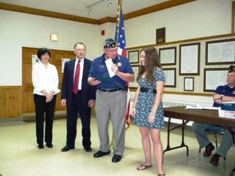 American Legion Scholarship