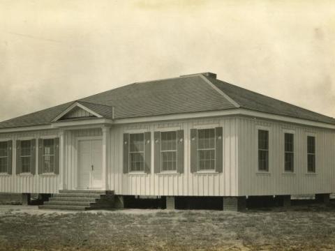 Old American Legion Building