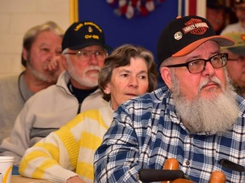 American Legion Centennial Kickoff Supper