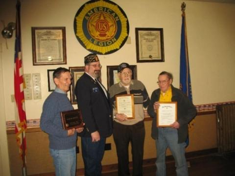 Award Banquet 2011