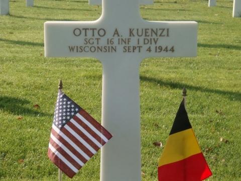 Henri-Chapelle American Military Cemetery, Belgium