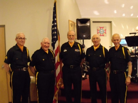 Officers and members