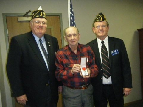 French Legion of Honor Recipient - Jerome Hansen