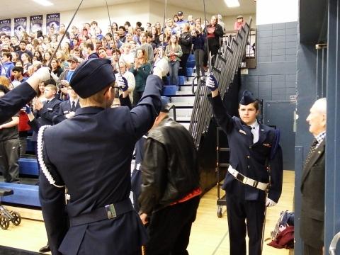 2018 Woodbury High School Veterans Day Ceremony