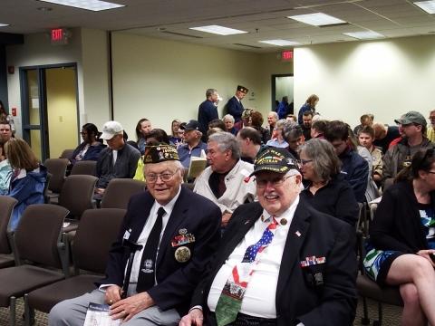 Woodbury Memorial Day Service May 27, 2019