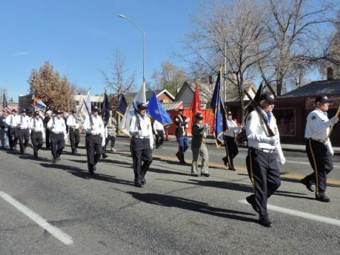 Veterans' Day Parade, November 11, 2016