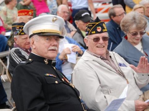 2015 Veterans Day Observance