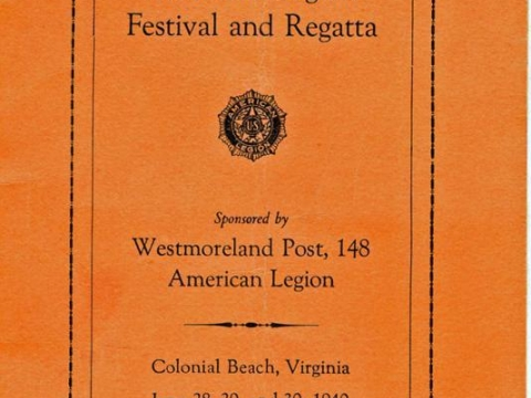 Fifth Annual American Legion Festival and Regatta