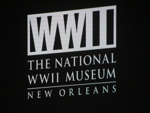2019, 05-27. Memorial Day Ceremony World War II Museum, New Orleans La.