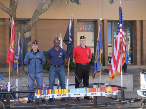 West Texas Fair and Rodeo Parade 2015