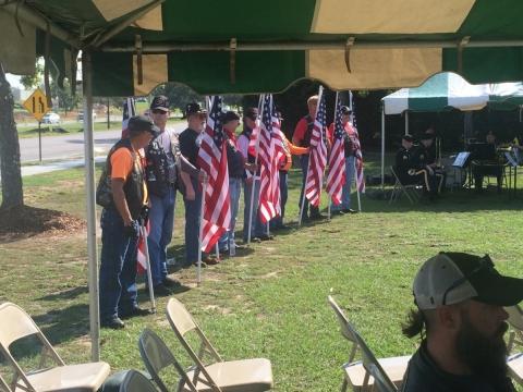 Veterans Day at Fort Gordon