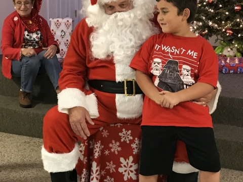 December 2017 at Post 142